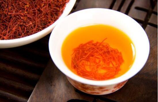 藏红花可以美容养颜吗,藏红花和阿胶可同吃吗(可以)