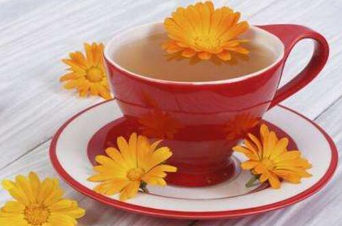夏季喝什么花茶,5种花茶让你摆脱暑气