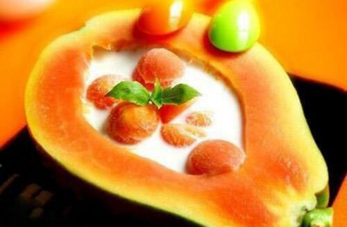 木瓜的功效与作用,清热止咳去虫杀菌还能丰胸