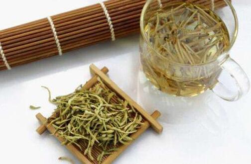 金银花茶怎么做,四个步骤简单完成(好处多多)