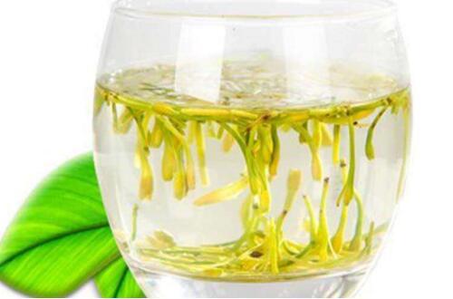 金银花茶可以祛痘吗,金银花茶祛痘的操作方法