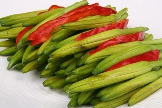新鲜黄花菜怎么保存,3种方法让你长久保存