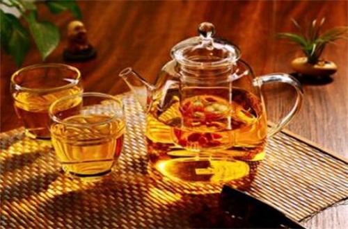 桂花茶的功效与作用,可止咳化痰清热解毒