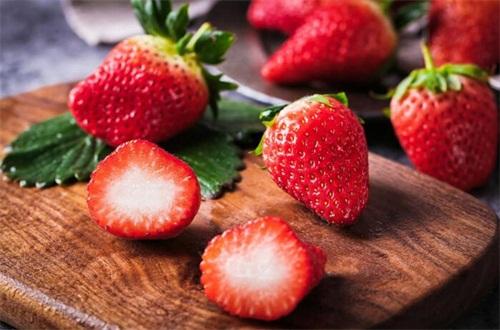 草莓种植季节,春季最适宜种植6月可成熟