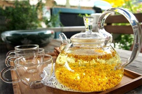 桂花茶怎么泡,桂花茶的六种冲泡方法