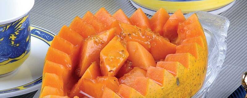 木瓜是水果吗