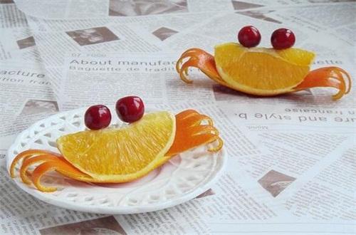 橙子怎么切,五种切橙子的简单方法