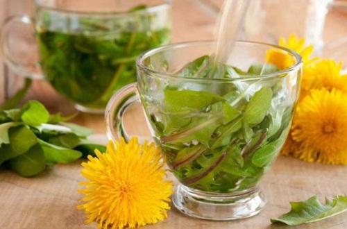 蒲公英茶和什么一起喝,搭配荷叶可降低血脂