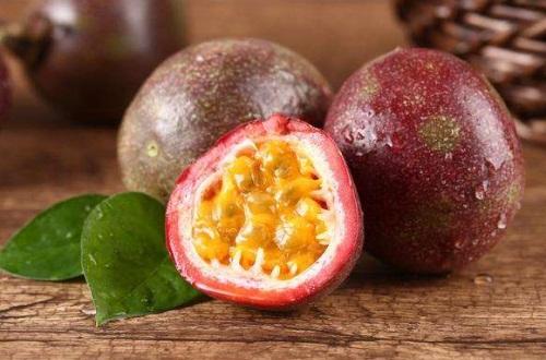 西番莲的食用方法,制作果汁高汤提味
