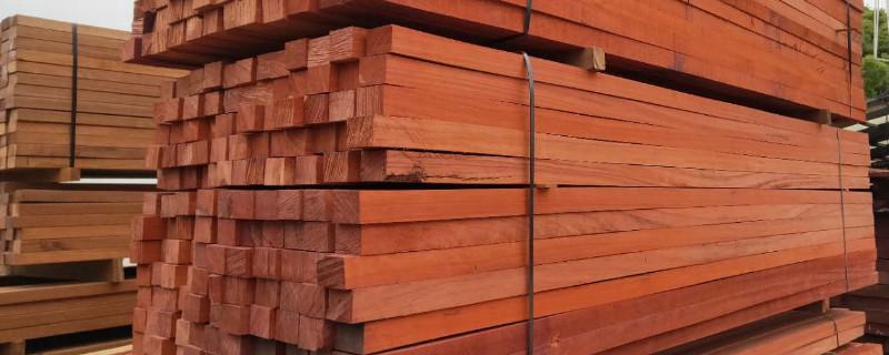 红花梨是什么木头