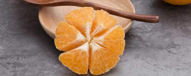 油良一号柑橘特点