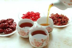 冬季养生茶:冬日养颜 缓解手脚冰凉 女性冬季饮品