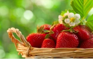 草莓的功效与作用,附食用注意事项