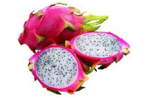 火龙果的功效与作用:排毒养颜、预防贫血