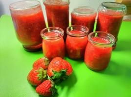 草莓酱的做法:草莓酱制作教程