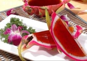 火龙果的皮能吃吗:可以吃,而且营养丰富