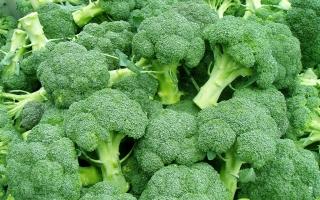 青花菜的营养价值:平均第一