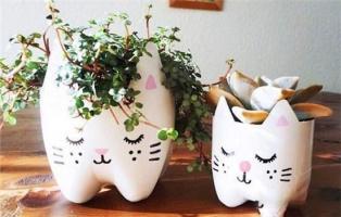 怎样用塑料瓶制作花盆