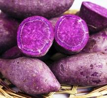 紫薯的营养价值和吃法