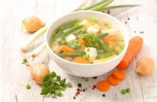 5款适合宝宝喝的营养蔬菜汤