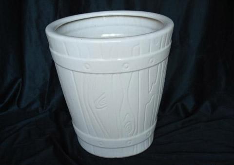作套盆之用的瓷盆