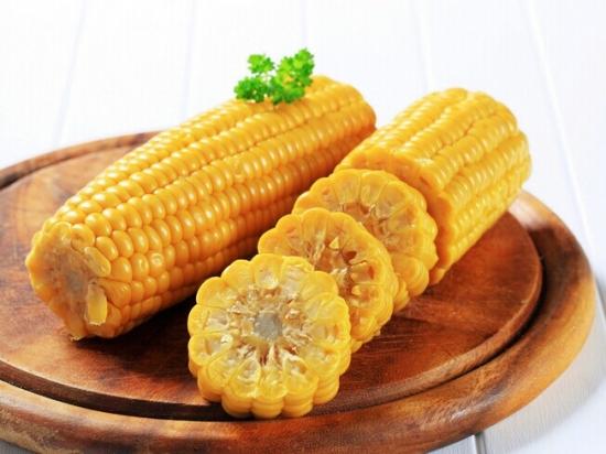 玉米含有丰富的碘