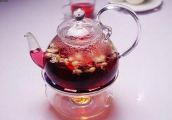 洛神花泡茶喝有什么好处